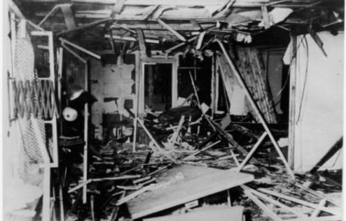 A 13 mn près, le 20 juillet 1944