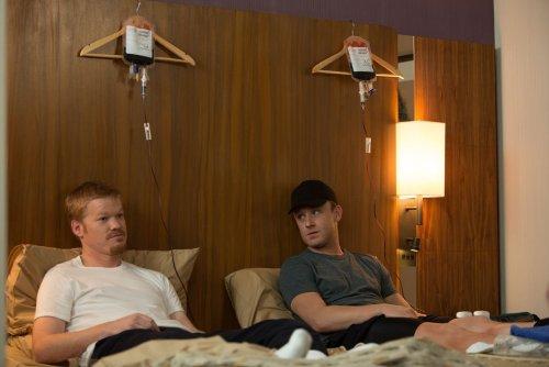 Floyd Landis ( Jesse Plemons) aura à plusieurs reprises mis en garde son patron, avant d'être éjecté de l'équipe pour s'être fait prendre...