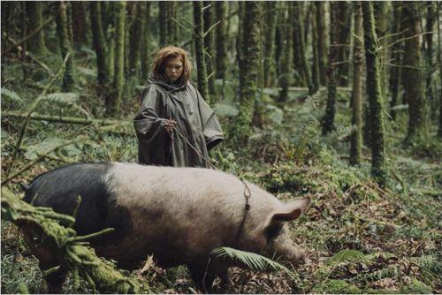 Léa Seydoux en chef rebelle ...