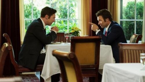 Benedict Cumberbatch, Joel Edgerton , le sénateur est approché par le FBI pour amadouer le frangin...
