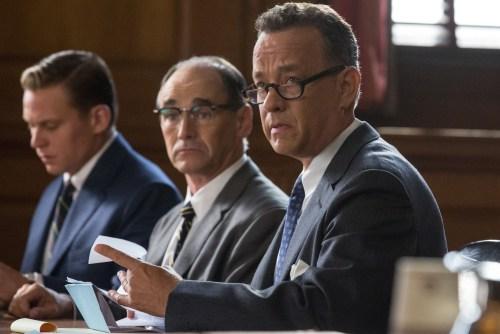 Mark Rylance, Tom Hanks, un duo qui mène le film jusqu'au bout