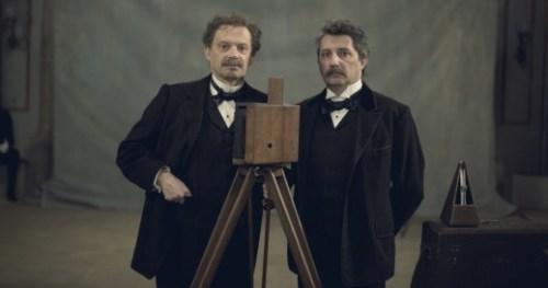 Les frères Podalydès en frère Lumière, pourquoi pas !