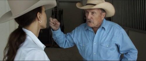 La Texas Ranger ne lui fait pas peur...