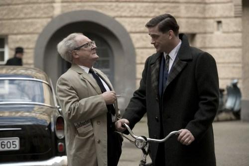 Beaucoup d'affinités entre le jeune procureur et son patron ...