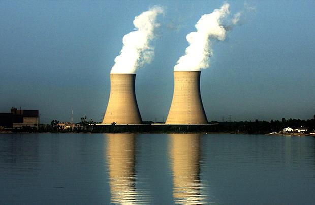 LHF Development  Enrico Fermi Atomic Nuclear Power Plant