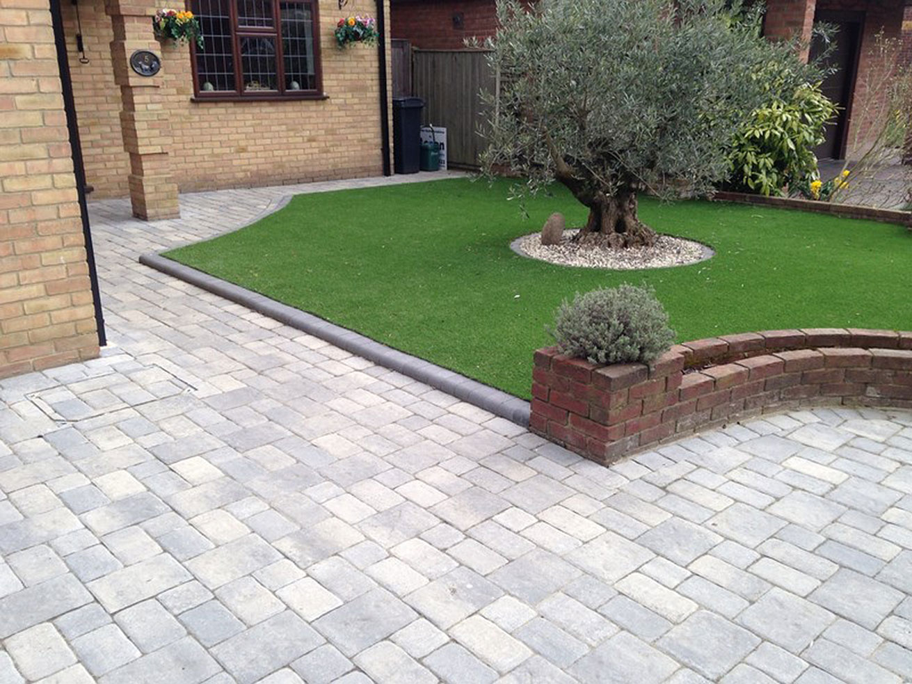 Garden Paving Ideas Uk