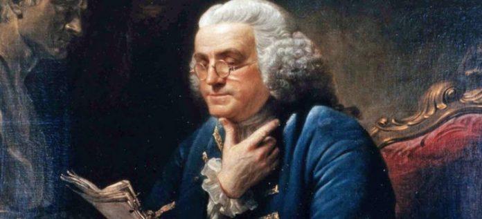 Resultado de imagen para Foto de Benjamin Franklin