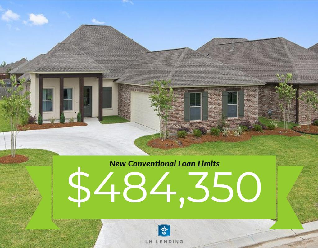 New Loan Limits