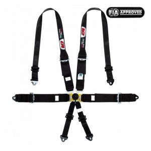 MCF 6 Point Hans Harness