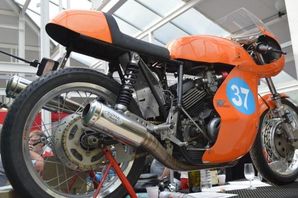 Salon moto légende Paris 2013