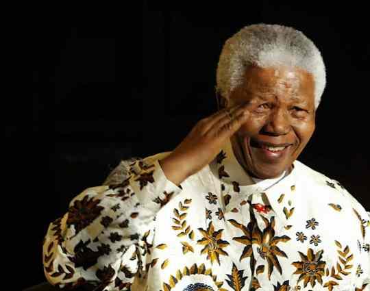 Nelson Mandela Chemises