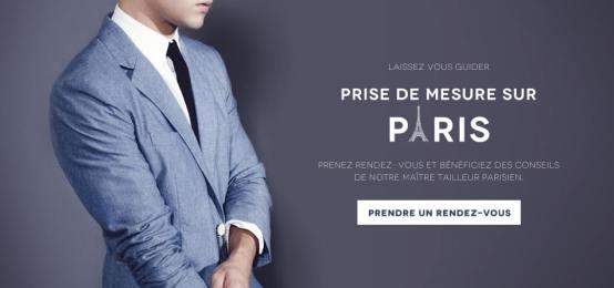 chemise_prisemesure
