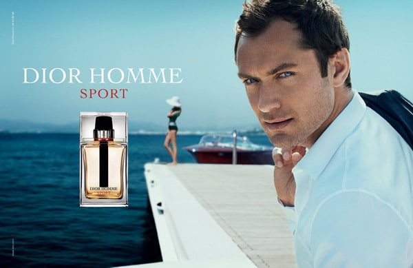 parfum homme, Dior homme sport
