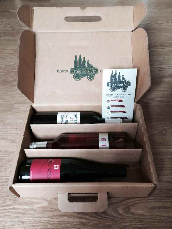 Box vin formule Buissonniers