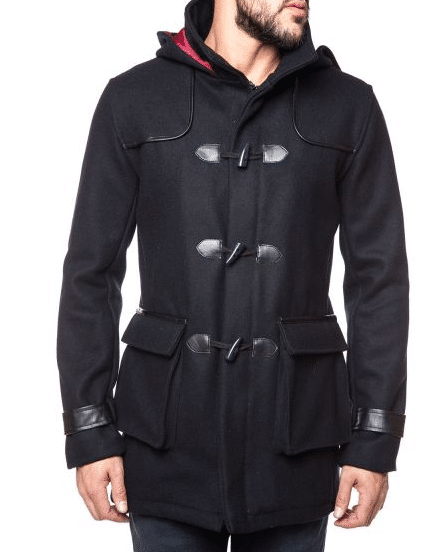 duffle coat teddy smith