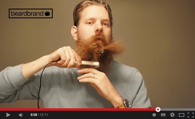 Comment avoir une barbe lisse ?