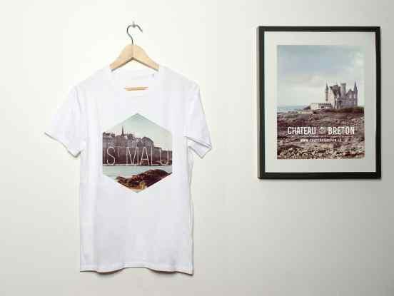 T-shirt homme 100% Coton jersey pré-rétréci
