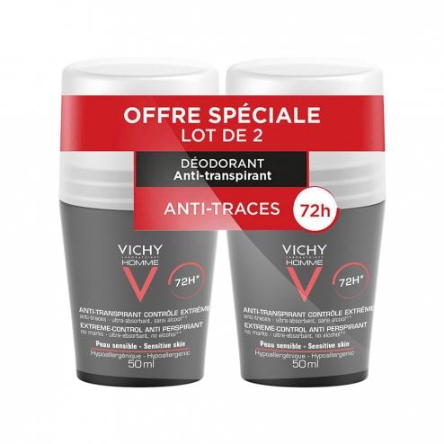 Vichy: Déodorant anti-transpirant 72H contrôle extrême