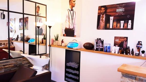 Salon de Sandrine la barbière près de Toulouse