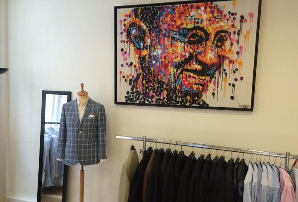 The French Tailor: Chemises homme sur-mesure
