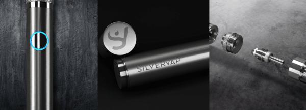 e-cigarette SILVERVAP