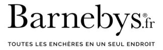 Barnebys: moteur de recherche d'objets d'art et de collection aux enchères