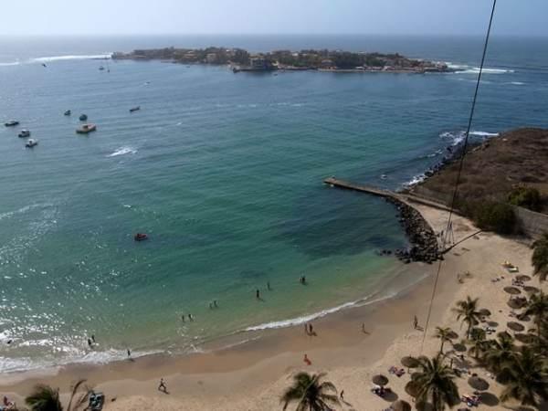 Ngor island Dakar
