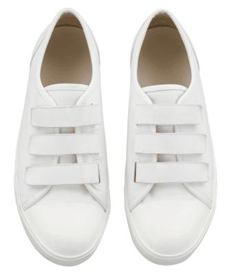 chaussure-homme-été-blanche-apc
