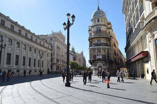 Centre ville de Séville