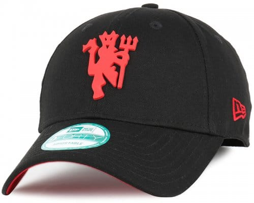 Casquette homme New Era Manchester United Red Devils