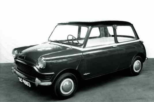 1958_Austin_Mini_Prototype
