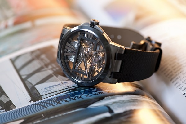 Montre Executive Skeleton Tourbillon Ulysse Nardin: un style incomparable