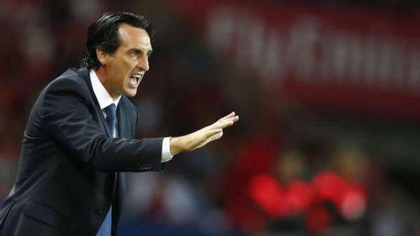PSG - Emery contre Arsenal
