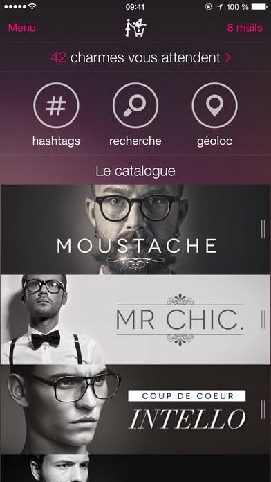 Application mobile AdopteUnMec