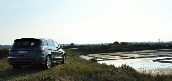 Ford S-Max Vignale test en Loire Atlantique