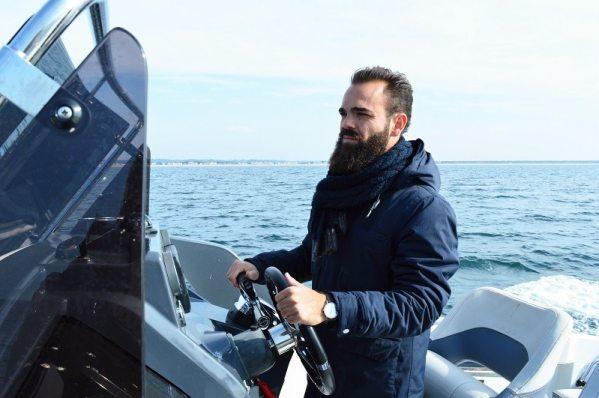 En mode skipper sur les côtes de La Baule, Le Pouliguen, Batz sur Mer