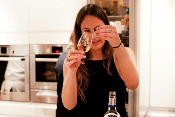Laura Goodrum (Brand Ambassador for The Glenlivet Single Malt Scotch Whisky)