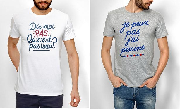 T-Shirts drôles et décalés