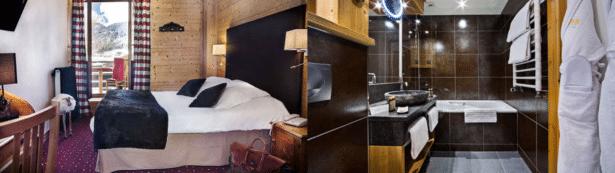 hotel-la-clusaz-chambre idées week-ends hors de paris
