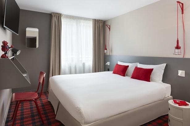 Rocky Pop Hôtel chambre duo 81€ la nuit