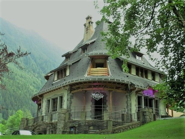 Maison des artistes de Chamonix / André Manoukian