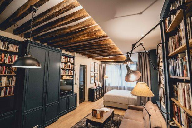 Paris Boutik: dormir dans une librairie et profiter de Paris