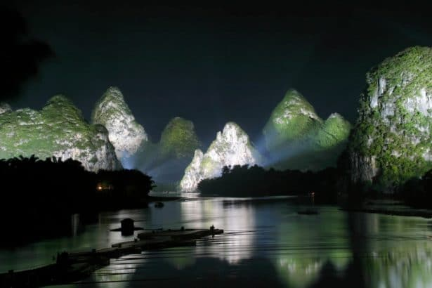 Voyage en chine - Guilin
