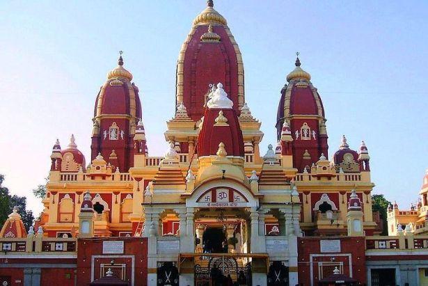 Mathura - Temple