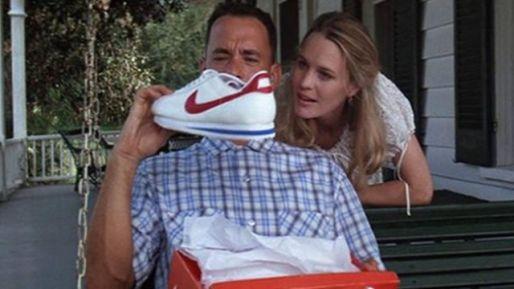 Les Nike Cortez de Tom Hanks dans Forrest Gump