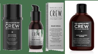 Soins pour la barbe American Crew