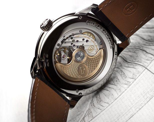Parmigiani Fleurier Toric Chronomètre à mouvement PF331 (certifié COSC, automatique)