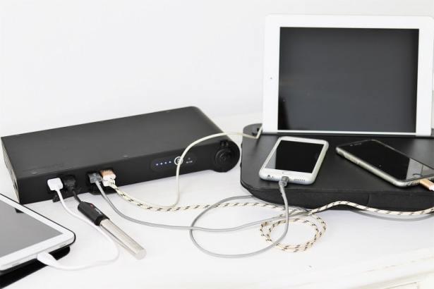 La station de charge USB à emporter d'OTONOHM