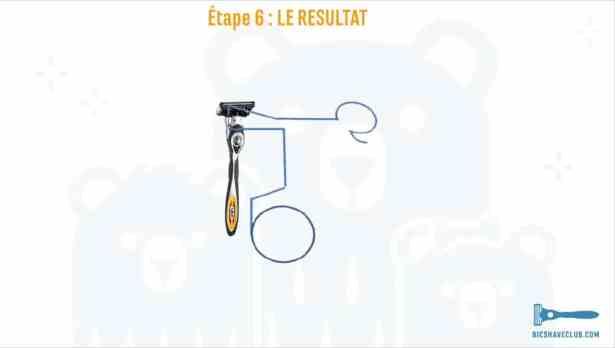 Etape 6 - Le Résultat