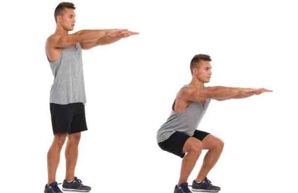 Squats, GO !